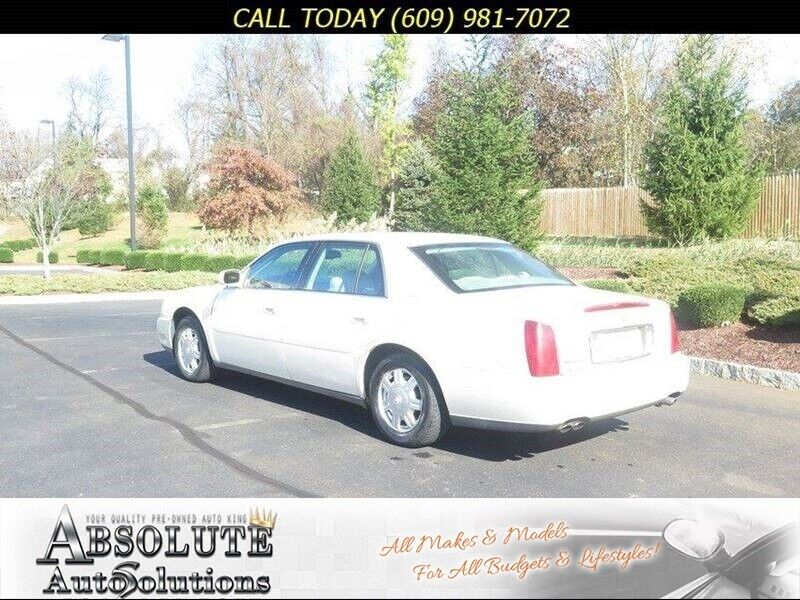 2001 Cadillac DeVille Base 4dr Sedan | eBay