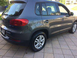 VOLSWAGEN TIGUAN TURBO ANNEE 2014 CONDITION AA1 FINANCEMENT