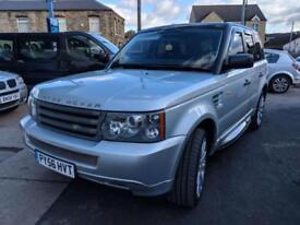 Land Rover Range Rover Sport 2.7TD V6 auto S - 2007 56-REG - 11 MONTHS MOT