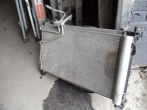 Coolling radiators Condenser Fan A/CMercedes C240
