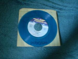 vinyl bleu 45 tour kat mandu/don t stop,keep on