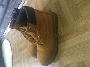 BOTTE TIMBERLAND HIVER