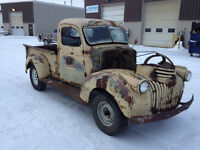 1942 Chev Pickup Project