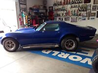1969 corvette original owner