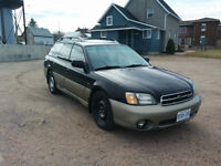 2001 Subaru Outback 3.0 VDC - PRICED TO SELL