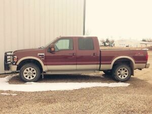 2008 king ranch f350 for sale