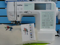 Brand New Brother LB6810 Home Sewing and Embroidery Machine