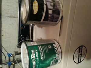 2 QUARTS OF PAINT