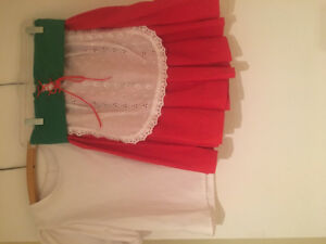 Highland Dance Costume: Irish Jig outfit