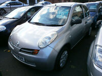 Nissan Micra 1.2 16v auto S ONLY 50K FSH A GREAT SMALL AUTOMATIC