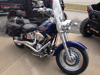 2007 Harley Davidson Fatboy, lots of nice options