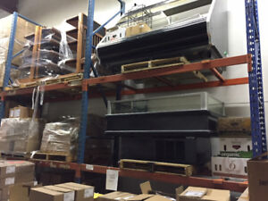 FREE 4X6 Coffin Freezers Self Contained