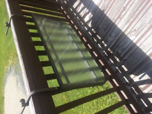 Patio Glass Table