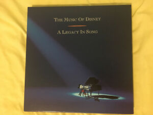 The Music of Disney- Collectors Item