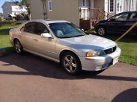 2001 Lincoln LS reduced price $1750