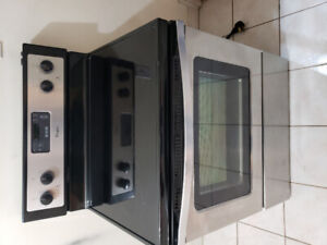 """Whirlpool 30"""" stainless steel electric stove oven range 4 sale**"""