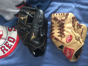 "Hardball gloves - 11.5"" Rawlings"