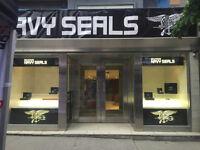 Retail Sales Clerc
