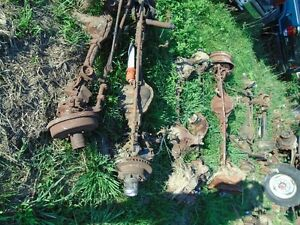 1967 -1977 Ford front axles, 67-79 rears, trans/Tcases Kitchener / Waterloo Kitchener Area image 3