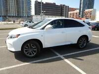 2012 Lexus RX 450h 3.5 F Sport CVT 4WD 5dr