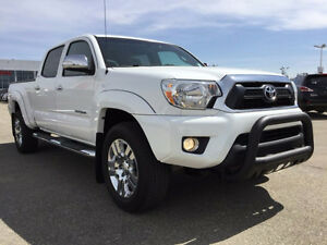 2014 Toyota Tacoma LTD 4x4    NOBODY GETS TURNED DOWN