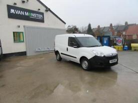 Vauxhall Combo 2000 1.3 Cdti 16V H1 Van DIESEL MANUAL WHITE (2015)
