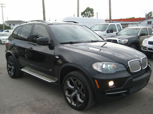 BMW X5 2007 4,8i ,Full Package Luxury Sport Financement 14995$