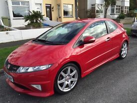 Honda Civic type r-gt ONLY 39000 MILES!!!