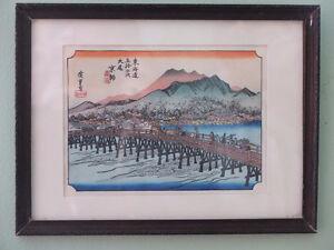 Gravure Utagawa Hiroshige