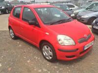 2004/53 Toyota Yaris 1.0 ( 67bhp ) MMT T3 FULL MOT EXCELLENT RUNNER