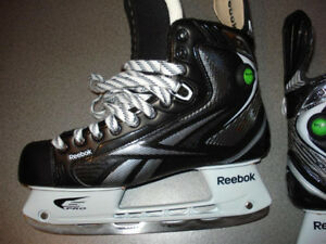 Selling Reebok 20K Skates with new Step Steel blades 8EE