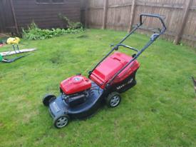 Mountfield RV150 Lawnmower petrol mower