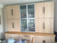 IKEA storage cabinet XL - great condition! QUICK SALE!