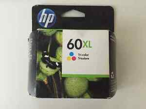 NEW, never opened HP 60XL Ink Kitchener / Waterloo Kitchener Area image 2