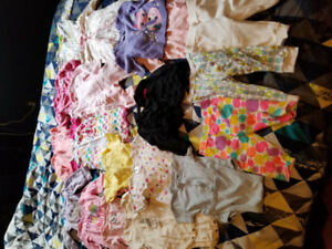 Girls 6-12 months clothes lot