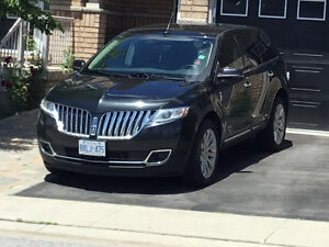 2012 Lincoln MKX Limited SUV, Crossover