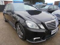 2011 11 MERCEDES-BENZ E CLASS 3.0 E350 CDI BLUEEFFICIENCY AMG SPORT 4DR AUTO 265