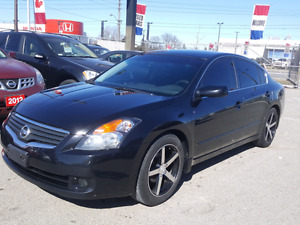 NISSAN ALTIMA 2008 WITH PERFORMANCE KIT