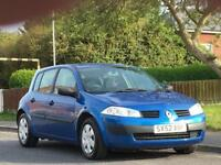 Renault Megane 1.4 16v 98 ( a/c ) 2003MY Authentique