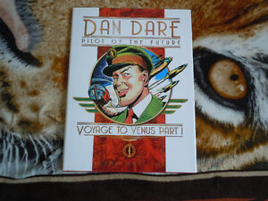 Dan Dare : Pilot of the  Future - Hardcover