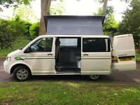 2009 VW Volkswagen Transporter T28 POP TOP CAMPER VAN T5