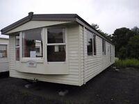 Static caravan 2006 Atlas Ruby Super 35x12 2 beds £9750.00 plus site fees