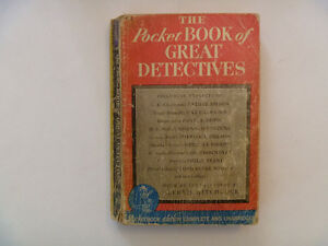 The Pocket Book Of GREAT DETECTIVES (1943)