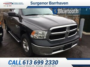 2015 Ram 1500 ST  - Bluetooth -  power seats -  vinyl seats
