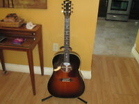 J 45 Standard Gibson (2010) with electronics