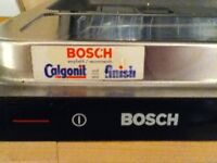 Bosch Dishwasher, As New Condition!