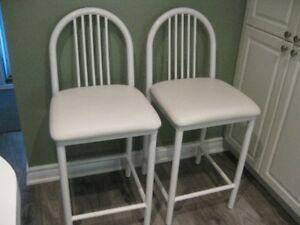 Bar height kitchen chairs