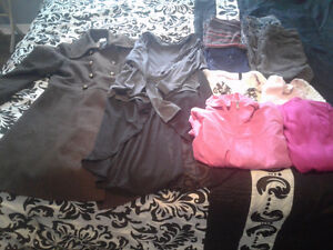 Ladies x-small/small clothing lot