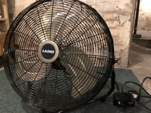 20 Inch High Velocity Fan Cobourg