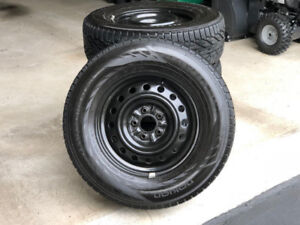 WINTER RIMS BLOW OUT $15.00 EA. $ USED TIRES SALE